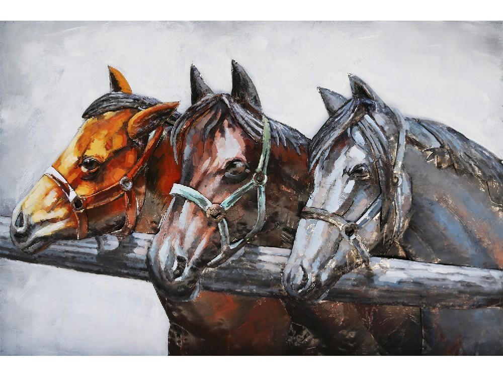 Paarden 3D