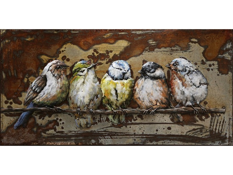 Vogeltjes 3D