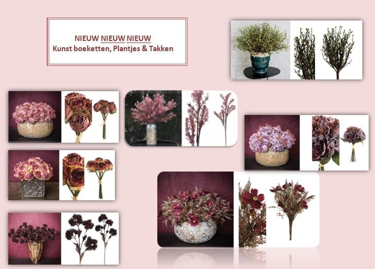 PTMD Kunst bloemen