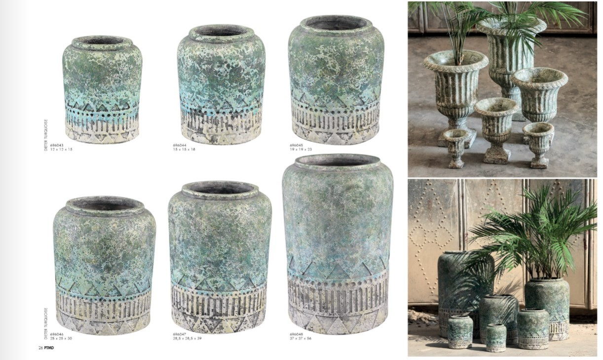 PTMD collectie mint